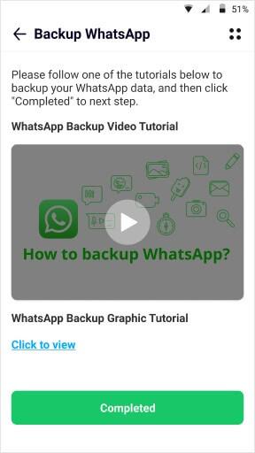 Wutsapper WhatsApp Backup